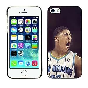 BasketCase Anthony Davis Hornets Basketball For LG G3 Phone Case Cover / Slim 360 Protection PC / Aluminium Protector Shell Rugged Kimberly Kurzendoerfer