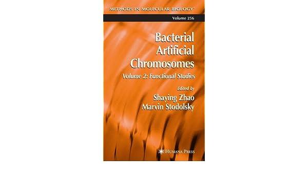 Bacterial Artificial Chromosomes: Volume 2 Functional Studies