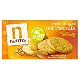 Nairn's Stem Ginger Oat Biscuits, 7.1-Ounce Boxes (Pack of 6) Review