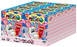 "Japanese Candy ""In A Toilet"" New Version 6 soda pop & Kola Flavor Candy Powder Drink Toy Toilet 1 pack"