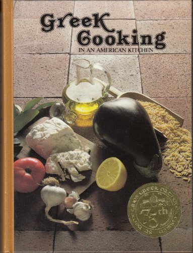 Greek Cooking In An American Kitchen