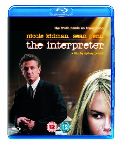 The Interpreter [Blu-ray]