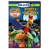 Dinosaur Train: Buddy's Halloween Adventure on DVD Sep 2