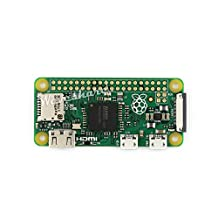 Original Raspberry Pi Zero V1.3 1GHz CPU 512MB RAM Mini-HDMI Port The Low-Cost Pared-Down Pi 0 Affordable Enough for Any Project