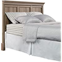Sauder 419249 Headboard, Bed Room, Queen, Salt Oak