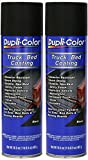 Automotive : Dupli-Color Truck Bed Coating Aerosol - 16.5 oz. - 2 PACK