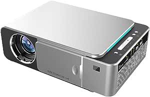 جهاز عرض سينما منزلي يونيك T6 اضاءة ليد 3500 لومن بدقة 1280×720 فل اتش دي