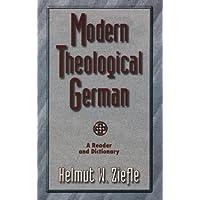 Modern Theological German (Sociology of Education)