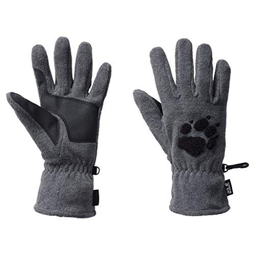 Jack Wolfskin Damen Handschuhe Paw, grey heather, XL, 19615-6110005