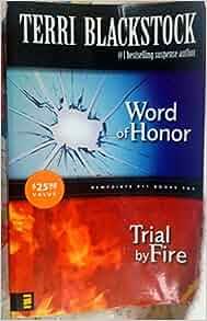 Word of Honor (Newpointe 911 Series #3) by Blackstock, Terri