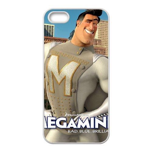 J4Y44 Megamind homme de métro F2J6coque LG coque iPhone 5 5s cellulaire cas de téléphone couvercle coque blanche WR8HCO1RN