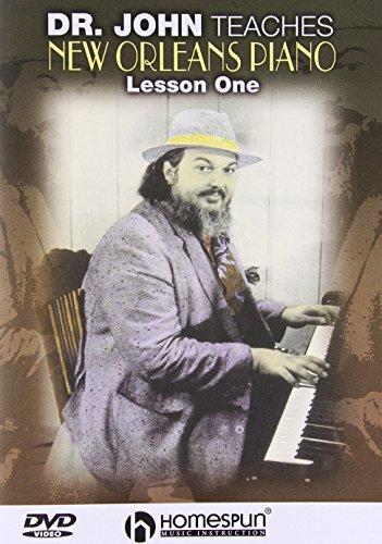 Dr. John Teaches New Orleans - Teaches New Orleans John Piano Dr