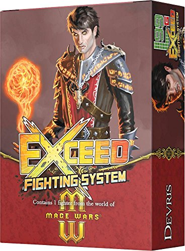 Exceed Mage Wars' Devris Game