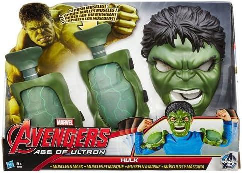 Hasbro Marvel Avengers The Avengers Hulk Role Play Set, Colore Verde, B0428
