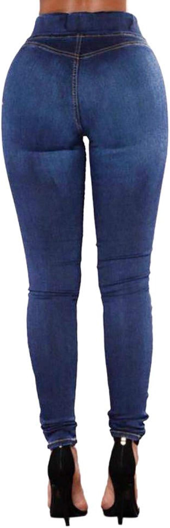 BLACK Women PantsGabardine Fabric High Waist TrousersTight-fitting PantsSkinny Stretch12 ColoursComfortable Lycra Pants with Pockets