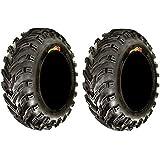 Pair of GBC Dirt Devil (6ply) ATV Tires [23x8-11] (2)