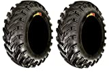 Pair of GBC Dirt Devil (6ply) ATV Tires [24x9-11] (2)