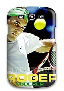 Jose de la Barra's Shop 1184773K98838181 New Arrival Galaxy S3 Case Roger Federer Case Cover