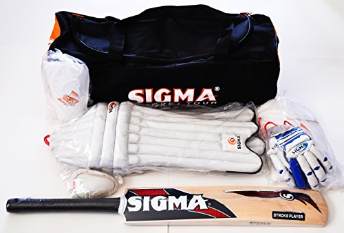 Cricket Set (Cricket Kit Full Size Sh ) by Sigma
