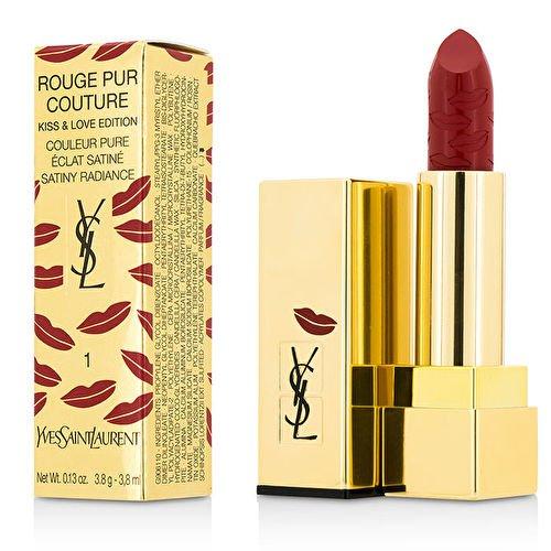 Yves Saint Laurent Red Lipstick - 6