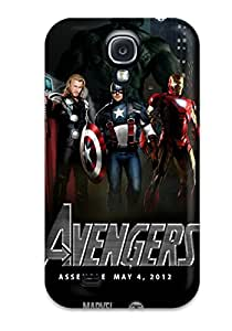 For Galaxy Case, High Quality The Avengers 19 For Galaxy S4 Cover Cases