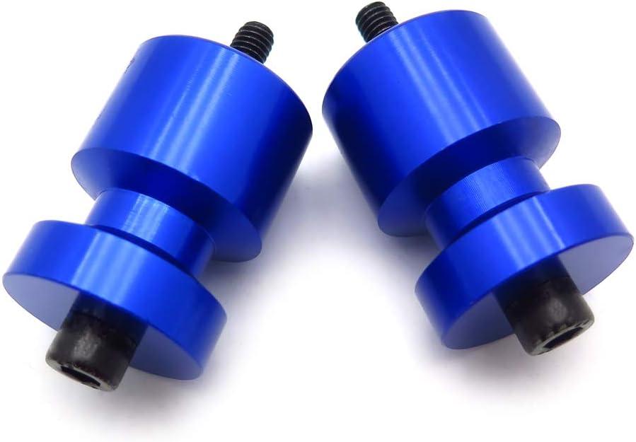 HTTMT USMT221-003-BK-NOLOGO Black Swingarm Spool 6mm Compatible With Yamaha FZ6 04-08// R1 YZF-R1 98-15//YZF600R 2005