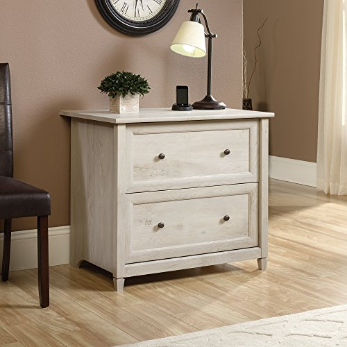 Sauder Edge Water File Cabinet in Chalked Chestnut by Sauder