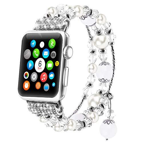 Tomazon Compatible Apple Watch Band, Fashion Handmade