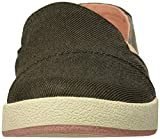 TOMS Girls' Avalon Loafer, Forged Iron Twill