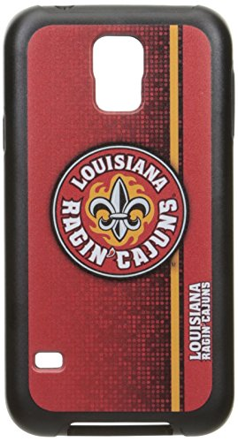 NCAA Louisiana at Lafayette Rugged Series Phone Case Galaxy S61, One Size, One Color