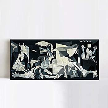 Amazon.com: (20x39) Pablo Picasso Guernica Art Print ...
