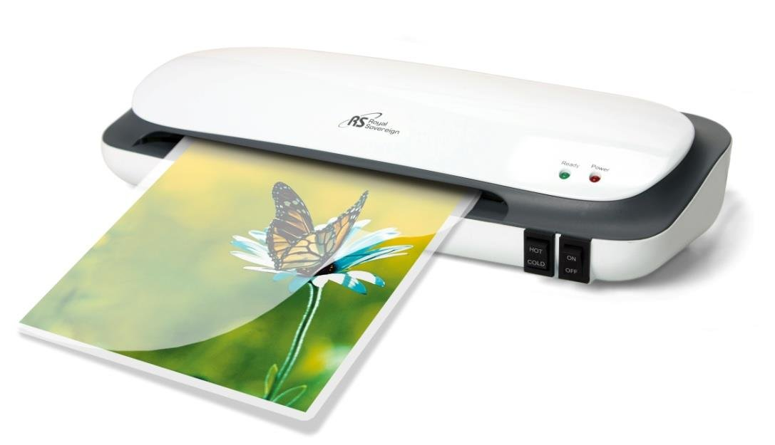 Royal Sovereign Desktop Laminating Machine (CL-1223) Royal Sovereign Intl. Inc.
