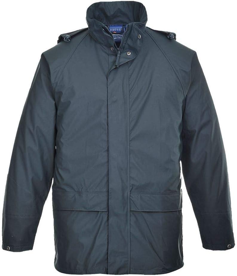 Portwest S450NARXXL Sealtex Classic Jacket Size XX-Large Regular Navy