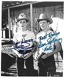 David Stollery & Tim Considine Spin & Marty Original Autographed 8X10 Photo
