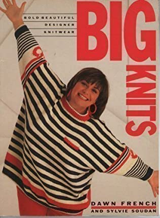 book cover of Big Knits