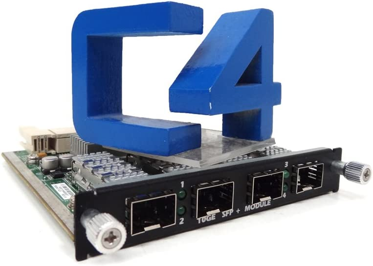 10GE NEW Dell N805D PowerConnect M8024 4-Port Uplink Module SFP