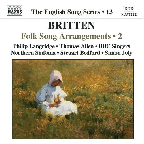 Folk Song Arrangements 2 - Arrangements Choral Song Folk