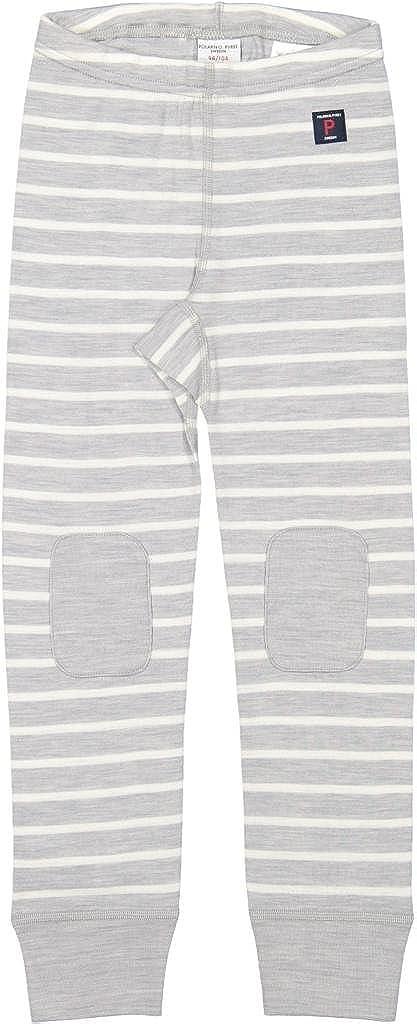Polarn O. Pyret Winter Stripe Long Johns (2-6YRS)