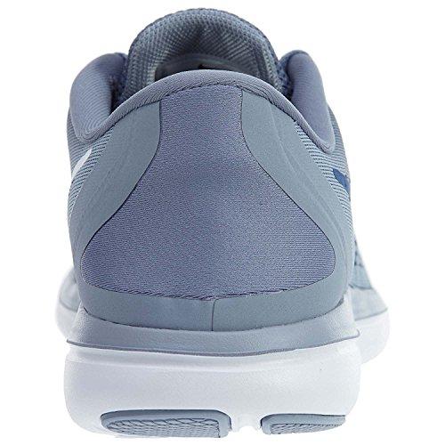 Blue 401 gym Nike 2017 Flex Rn Sky Grey Blue Multicolore Sneakers Basses glacier dark Homme q6PvFwq