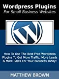 Wordpress Plugins For Small Business Websites