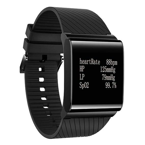 Amazon.com: SolarM Waterproof Heart Rate Blood Pressure ...