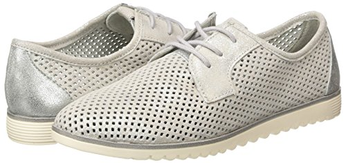 Women''s Trainers Grey Tamaris cloud 243 23603 Metallic 0wEqq7