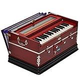 BHAVA Harmonium | Basic Student Model with Gig Bag | Ships from U.S.