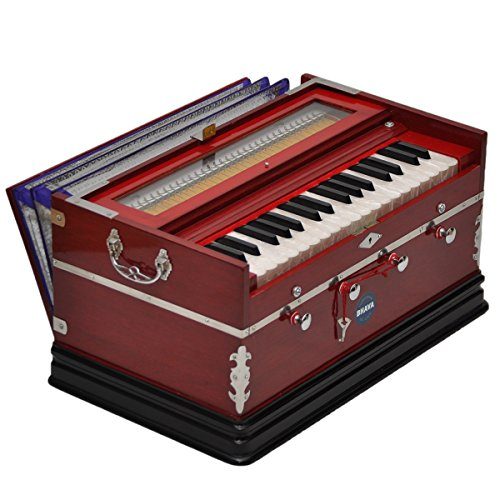 BHAVA Harmonium | Basic Student Model with Gig Bag | Ships from U.S. by BHAVA