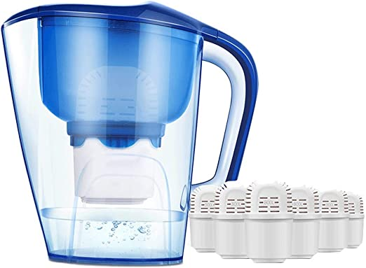 Filtro de Agua Jarra de la Cocina Agua del Grifo Purificador de ...