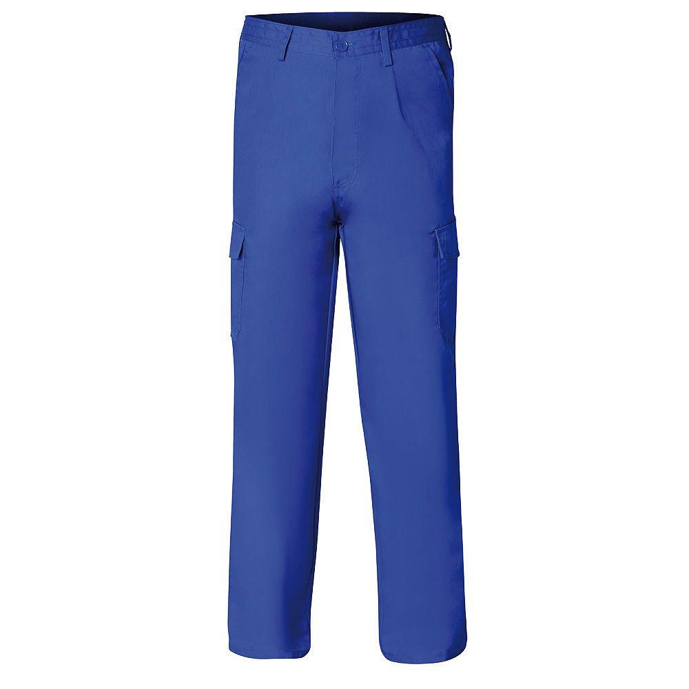 Wolfpack 15021105 - Pantaló n de trabajo, azul, talla 40 Maurer