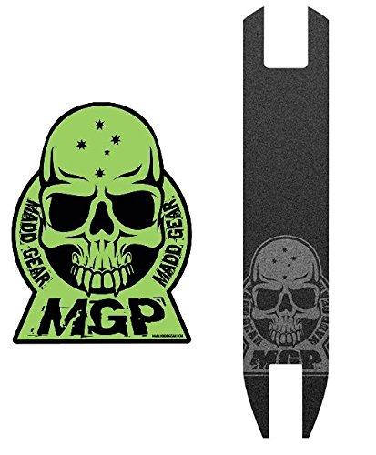 MGP Madd Gear Team Griptape schwarz 4, 5 49 x 11 cm VX2/3/4/5 Nitro und VX5 Team
