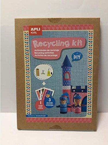 APLI Apli14866 - Kit de reciclaje para vehículos