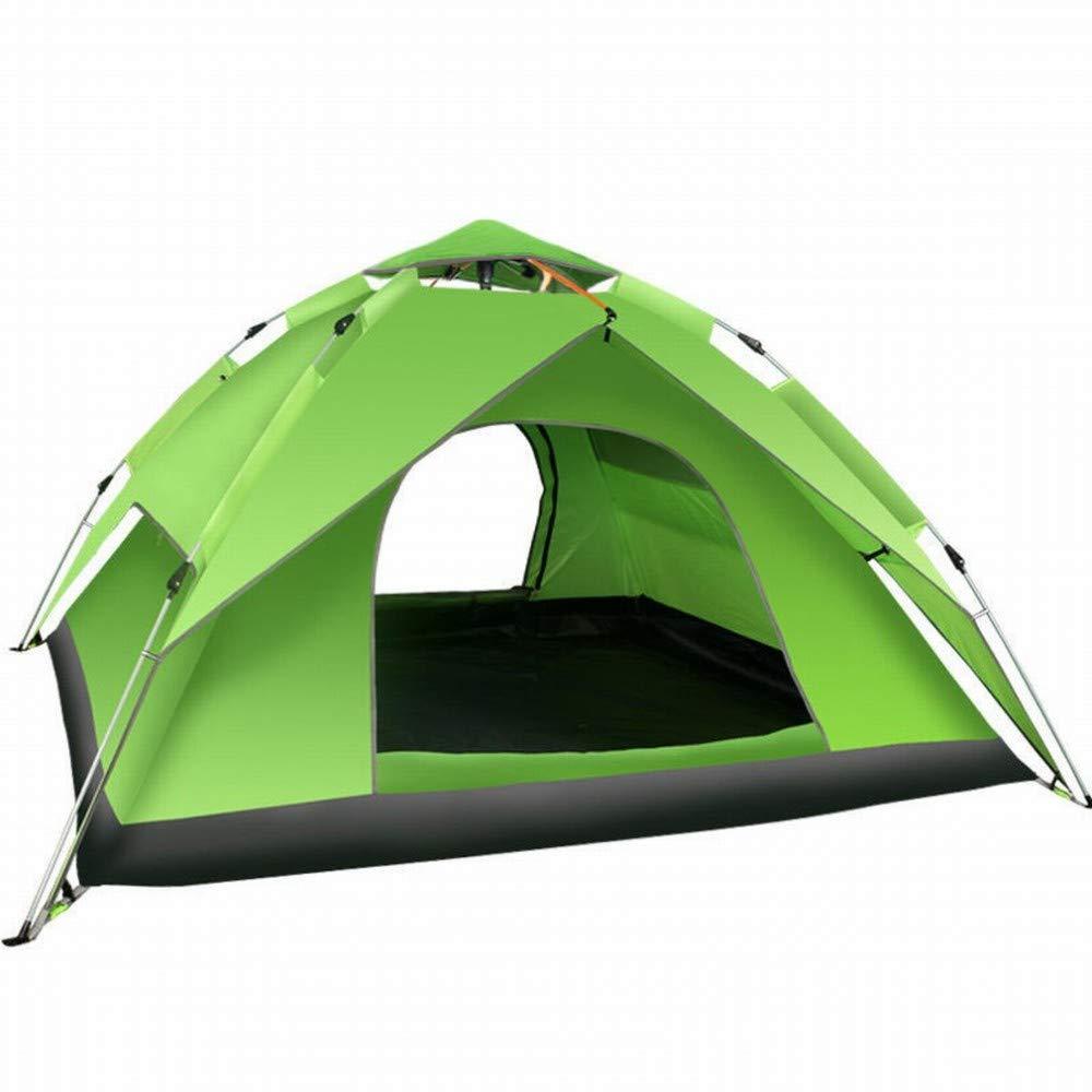 CN Adventure automatisches Outdoor-Zelt Regenfestes Outdoor-Doppel-Campingzelt