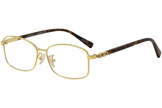 0d9552fff0 Coach Women s HC5083B Eyeglasses Gold Dark Tortoise 51mm at Amazon Women s  Clothing store